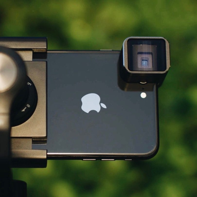 Anamorphic Adapter Lens for iPhone
