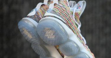 Nike Lebron 15 Fruity Pebbles