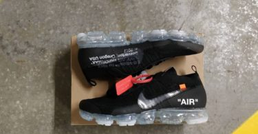 Off-White x Nike Vapormax 2.0