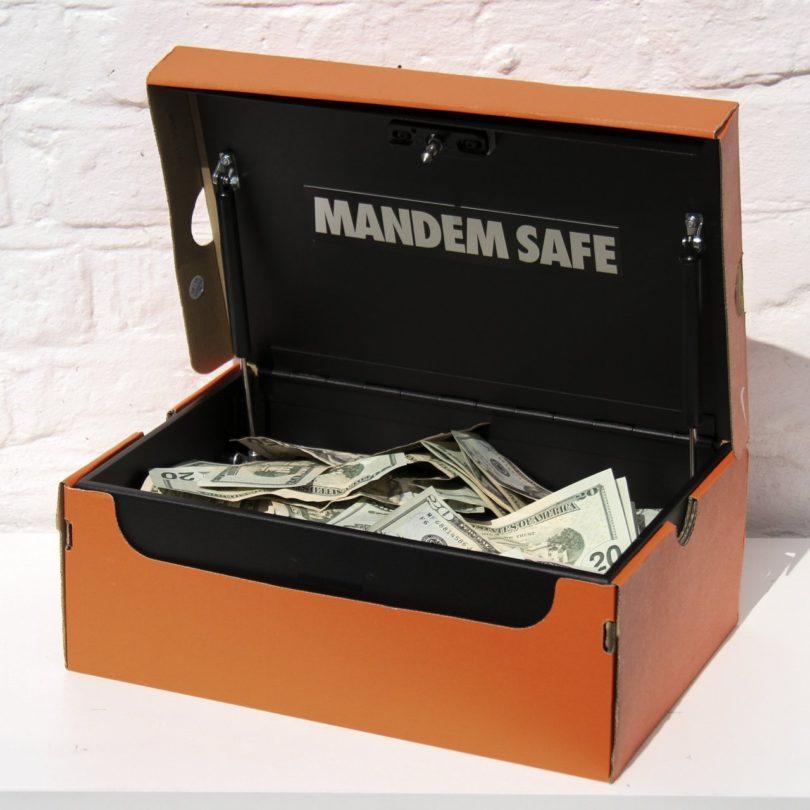 Mandem Safe LX Nike