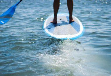 SUPjet Electric Standup Paddleboard