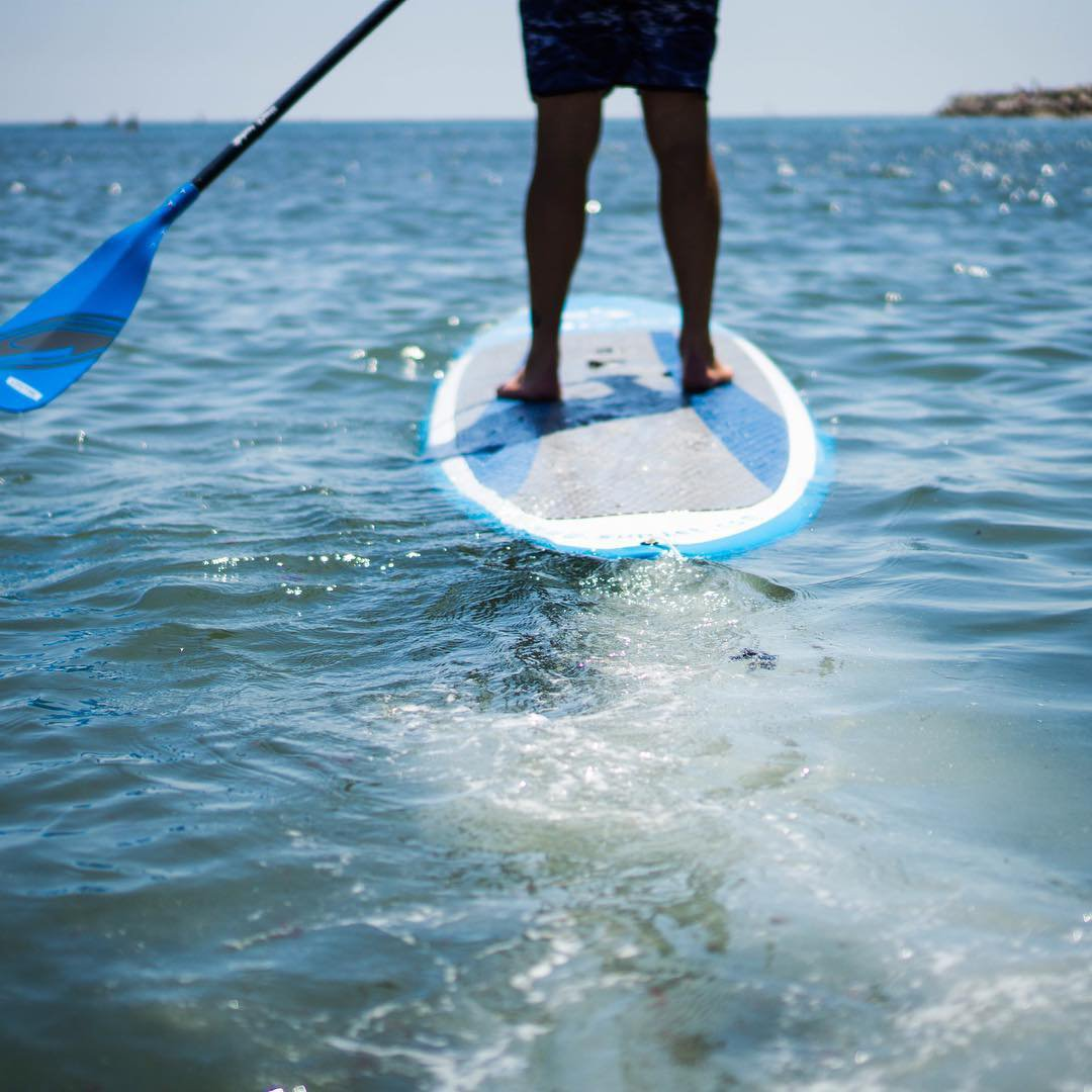 SUPjet Electric Standup Paddleboard