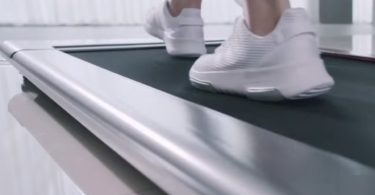 Slim Tread Ultra Thin Smart Treadmill