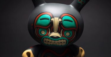 Kuba 5″ Dunny Figure by Mike Fudge