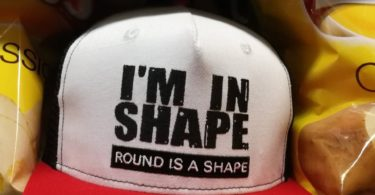 I'm In Shape Hat