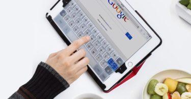 Touchfire 5-In-1 iPad Case & Wall Mount