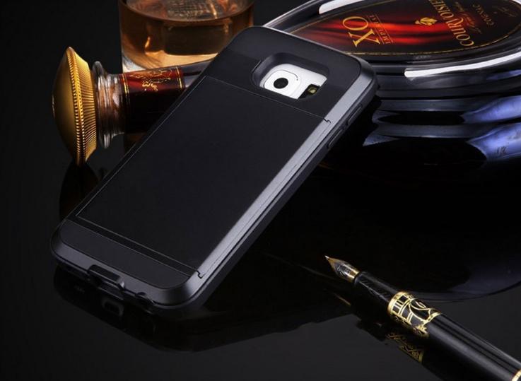 Card Holder Samsung Phone Case