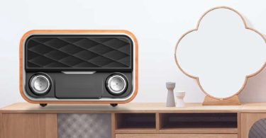 Retro TV Smart Speaker by Divoom