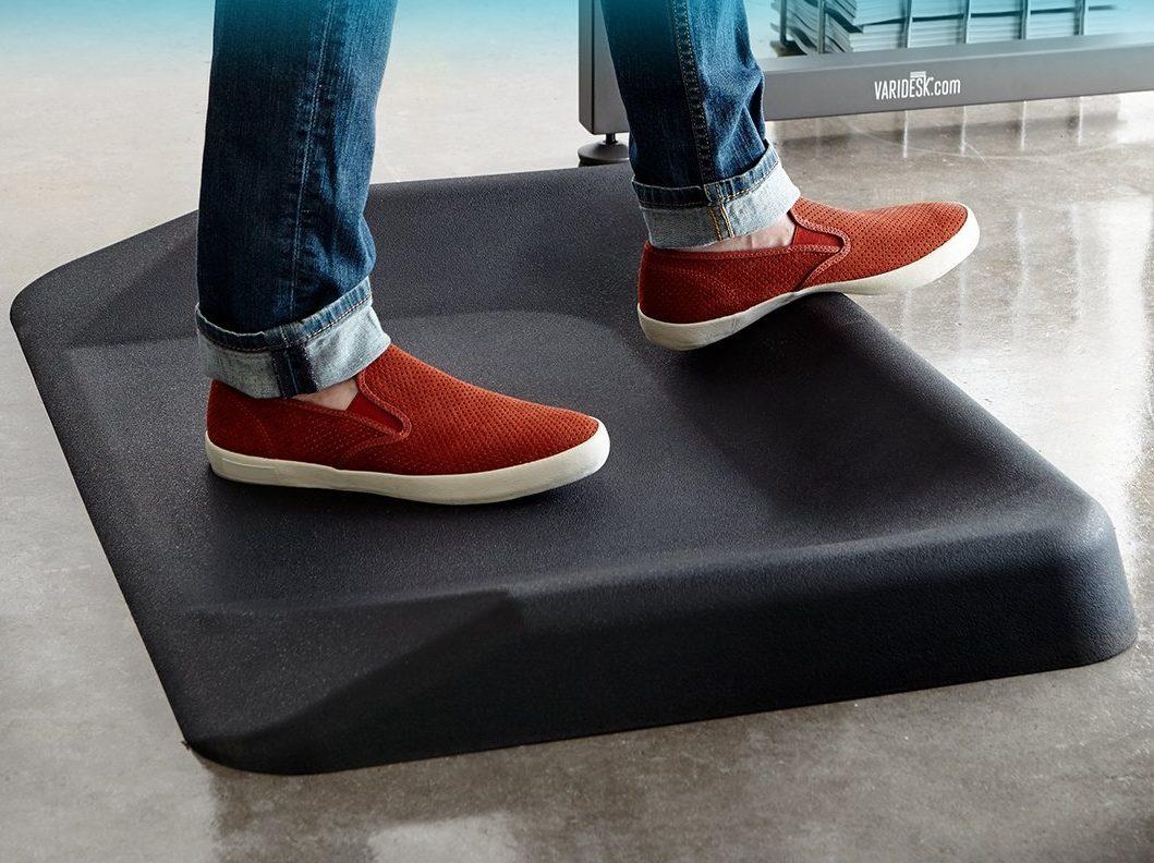 Standing Desk Anti Fatigue Active Comfort Floor Mat