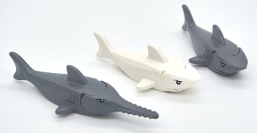 LEGO Shark and Sawfish Combo Pack