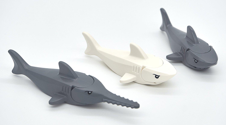LEGO Shark and Sawfish Combo Pack