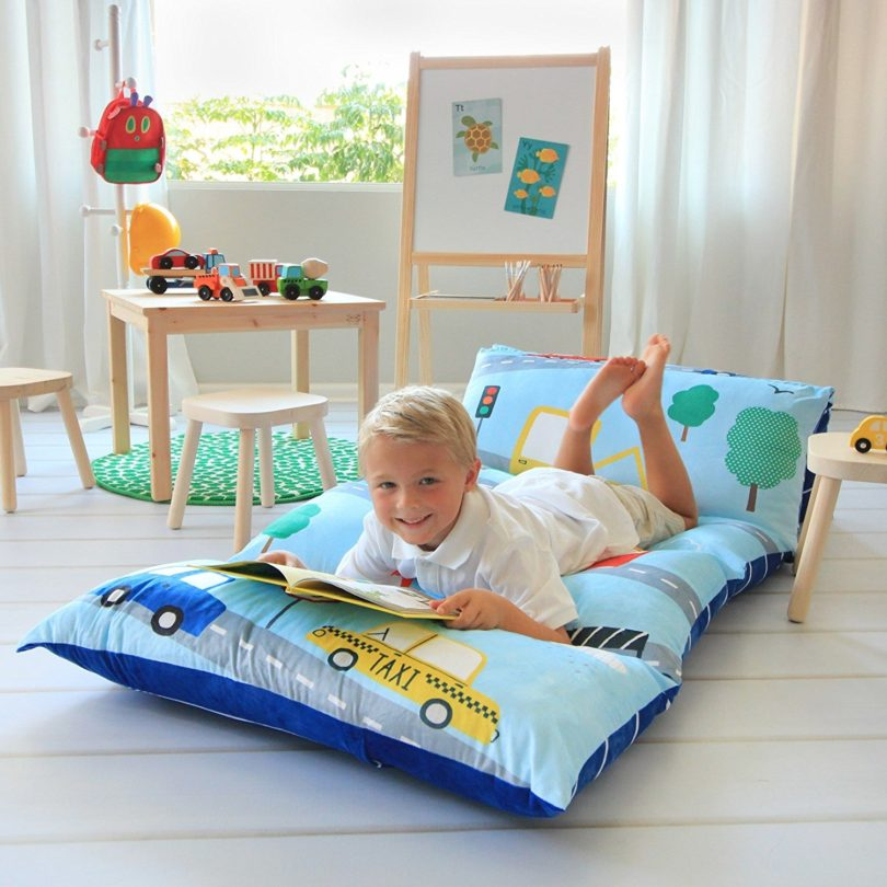 Kid's Floor Pillow Bed Cover