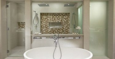 La Jolla Terrazzo Bath