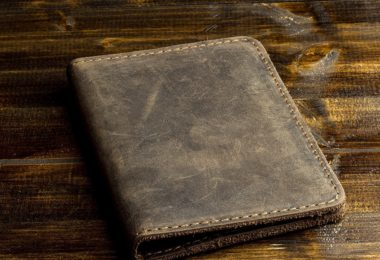 Pegai Personalized Passport Wallet