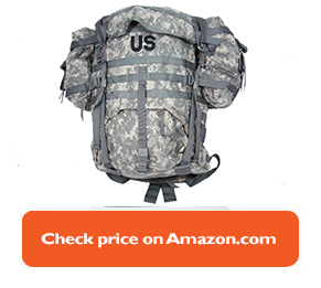 military design backpack