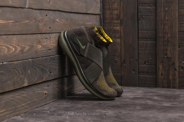 Nike Men's Free RN Motion FK 2017 Sequoia