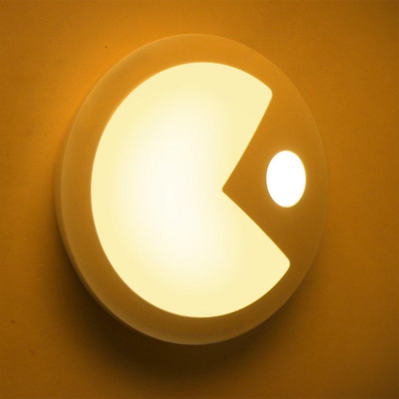 Pac Man Sensor Lamp