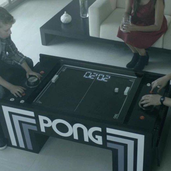 Pong Atari Coffee Table