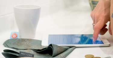 Tech Cleaning Handkerchief by Declan