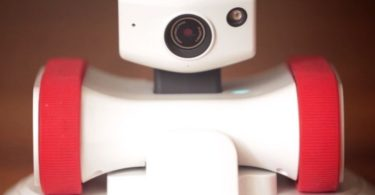 Colorful Riley HD Camera Smart Robot