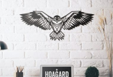 Kartal Metal Wall Art