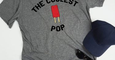 Coolest Pop T-shirt