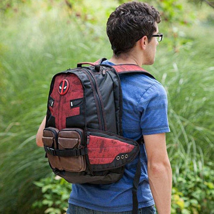 Deadpool Laptop Backpack