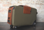 Military Cover for iby6 Luggage