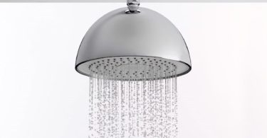 Nikles Sound Round 200 Shower Head