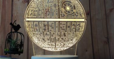 Star Wars 3D Illusion Lamp
