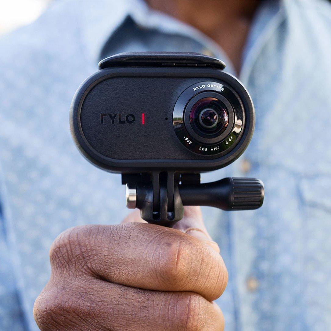 Rylo Software-Stabilized 360 Camera