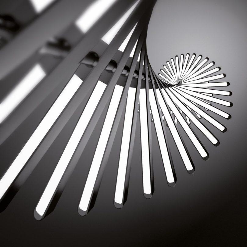 Rhythm Vertical Suspension Lamp
