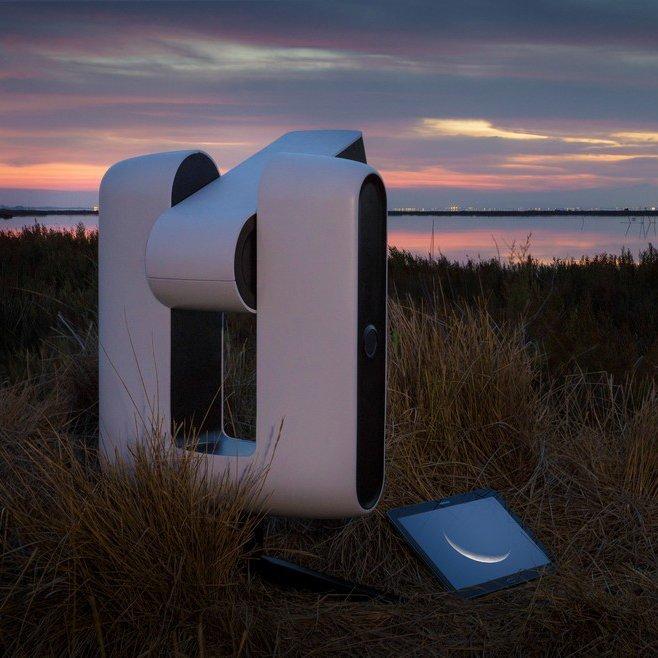 Stellina Robotized Smart Telescope