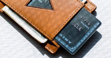 Admire RFID-Blocking Strap Wallet