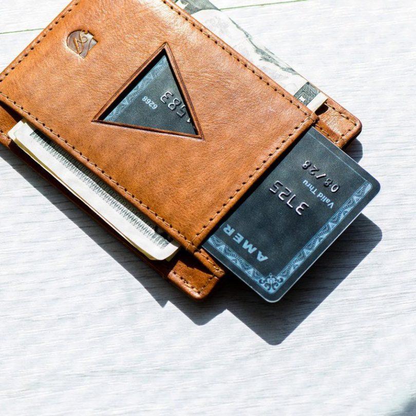 Admire RFID-Blocking Strap Wallet