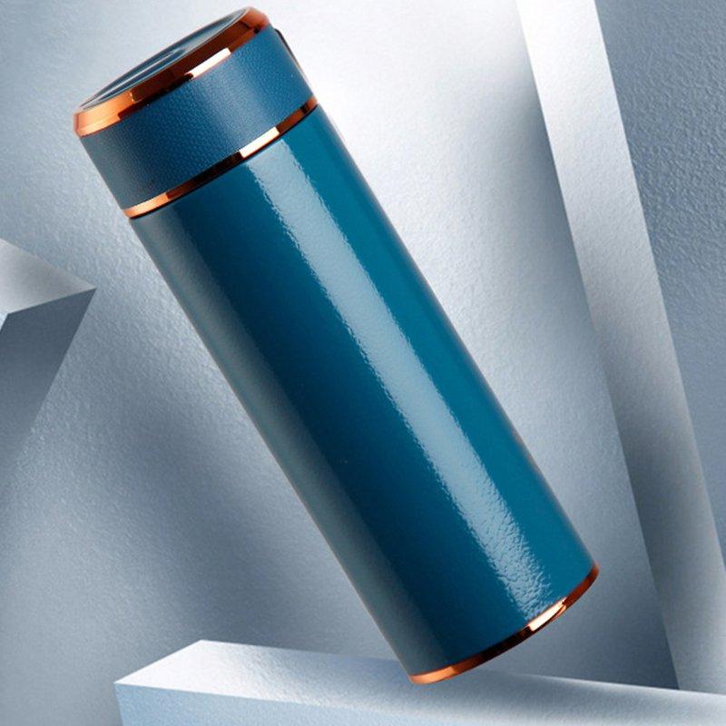 Stainless Steel Peel Texture Vacuum Cup