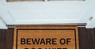 Beware Of Wife Doormat