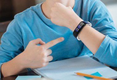AUPALLA Kids Smart Activity Tracker