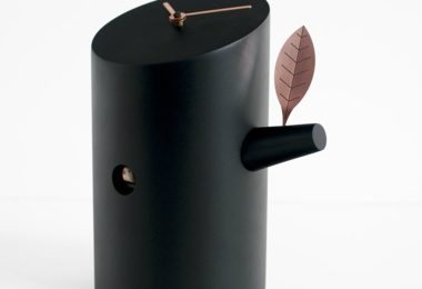 Nido Cuckoo Clock by Progetti