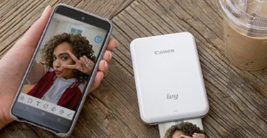 Canon IVY Mini Mobile Photo Printer