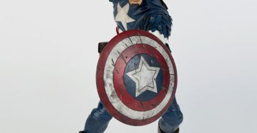Captain America 1:6 Scale Action Figure