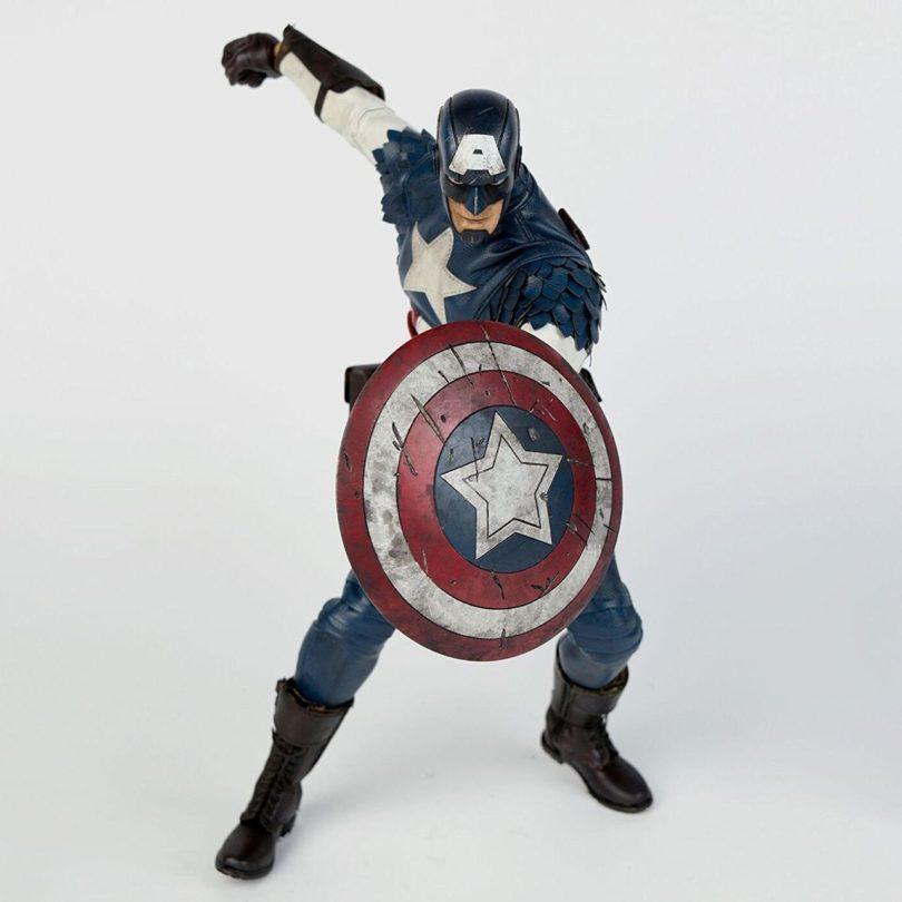 Captain America 1:6 Scale Action Figure
