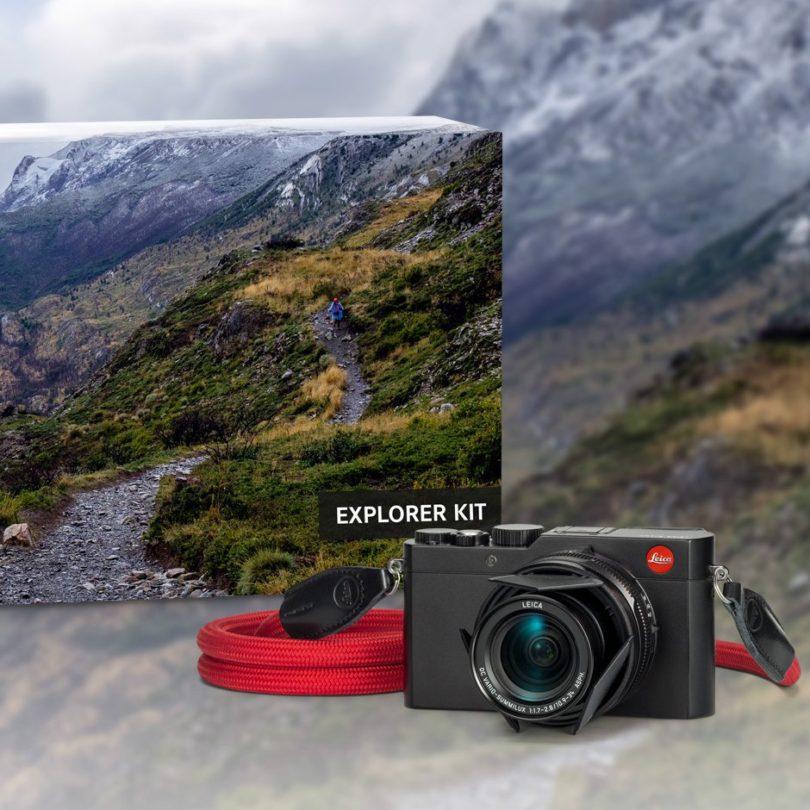 Leica D-LUX (Typ 109) Spring Explorer Kit