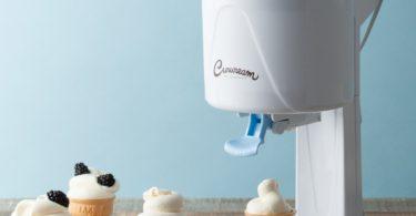 Curuream Easy Home Ice Cream Maker