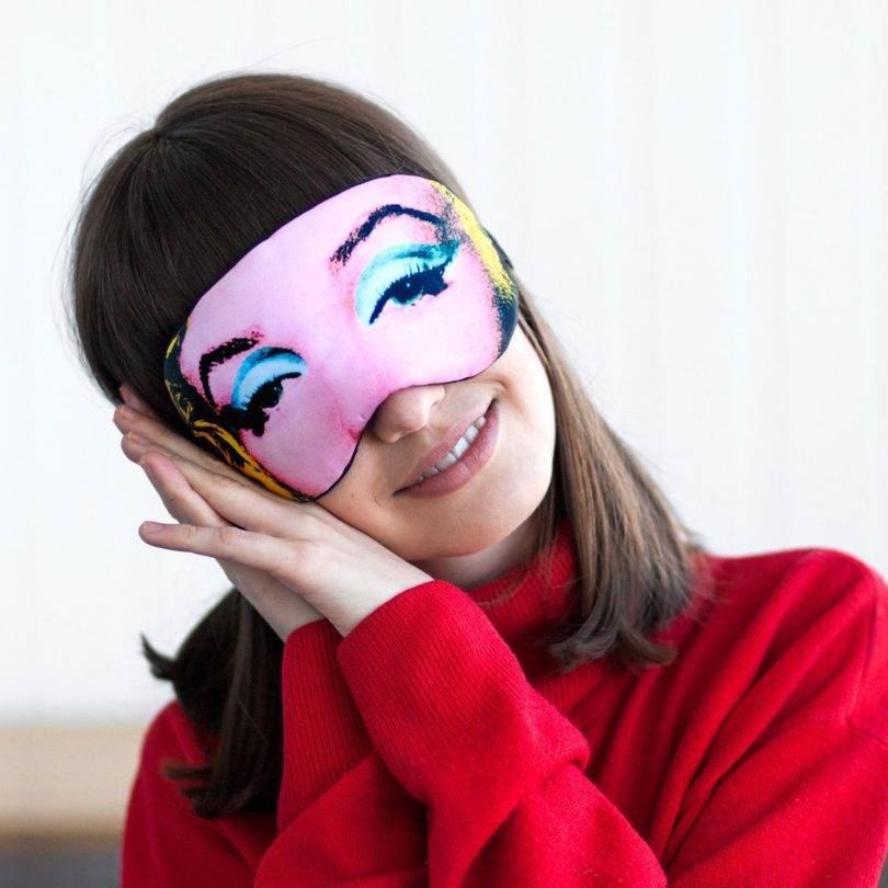 Masterpieces Never Sleep Mask