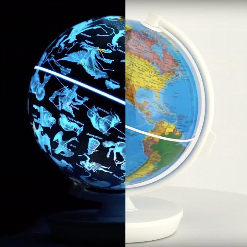 Starry Smart Globe
