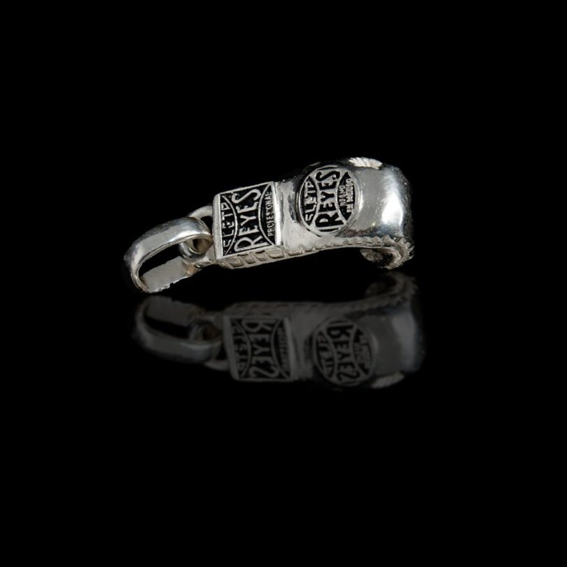 Cleto Reyes Right Hand Silver Pendant