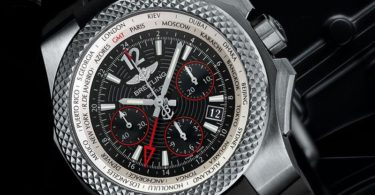 Breitling for Bentley GMT Light Body B04 EB043335/BD78-232S