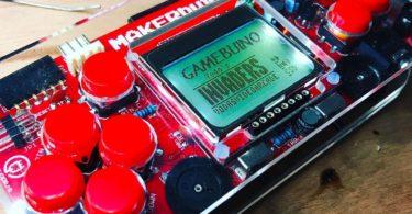 MAKERbuino DIY Game System Kit