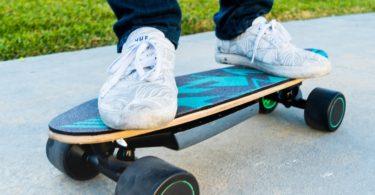 SWAGTRON Spectra Pro AI Electric Penny Skateboard